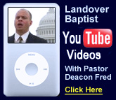 Landover Baptist YouTube Videos With Pastor Deacon Fred
