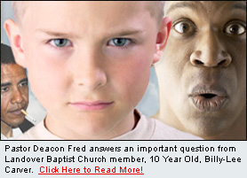 Christian Kids Want to Know - Will there be black people in Heaven?