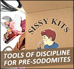 "Sissy Kits! ""Opening Up a World of Hurt Meant Only to Heal"""