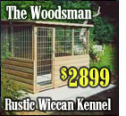Local Wiccan Holding Kennel Outlet - Christian Business Slashes Prices Before Wiccan Hunting Season