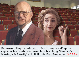 Sherman Whipple - Educator, Pastor, Father and Protector of Womanly Virtue