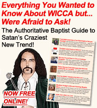 Everything You Wanted to Know About Wicca But Were Afraid to Ask! The Authoritative Guide to Wicca!