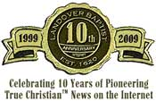 Visit the Landover Baptist 1999 Archive to Celebrate Our 10th Anniversary on the Internet!