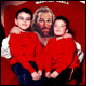 "Guess Who Wants Kids to Sit on His Lap at the Landover Mall? Say ""No"" to Santa and seal your verbal commitment to Jesus Christ with a framed photograph for only $48.99!  Click Here!>"