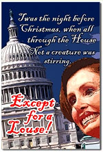 Click Here for the Nancy Pelosi Night Before Christmas