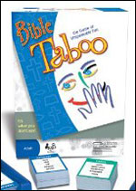 Check Out Bible Taboo!  Makes a Perfect Christmas gift for an Unsaved Person