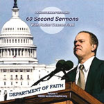 Pastor Deacon Fred's 60 Second Sermon CD