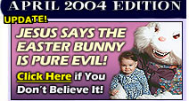 Christianity and the Easter Bunny