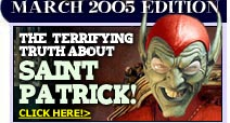The Truth About the Green Demon, St. Patrick