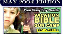 De-Sissify Your Little Homo Boy!