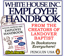 The White House Inc. Employee Handbook - Buy Your Copy Today!