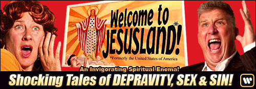 Welcome to Jesusland