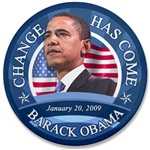 Click Here for Authorized and Official Collectible Barack Obama Presidential Political Inauguration Buttons!