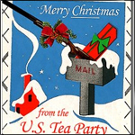 Vintage Holiday Gift Cards - Exclusively From Landover Baptist Church